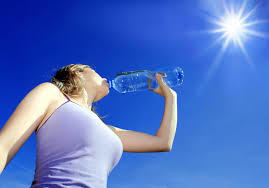 熱中症 水分補給 ポイント