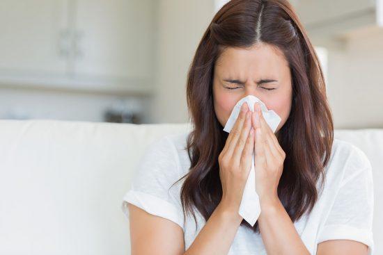 アレルギー性鼻炎食事